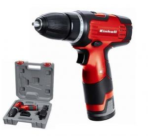 EINHELL WIERTARKO-WKRĘTARKA TH-CD 12-2 LI 1 x 1,3 Ah   RED