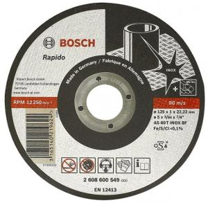 BOSCH TARCZA DO METALU 230*2,0*22 RAPIDO