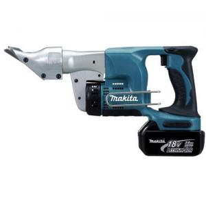 MAKITA NOŻYCE DO BLACHY 18V 2 x 3,0Ah LI-ION  BJS130RFE