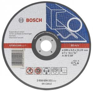 BOSCH TARCZA DO METALU 230*3,0*22